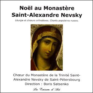 Chœur d'Hommes Nevsky