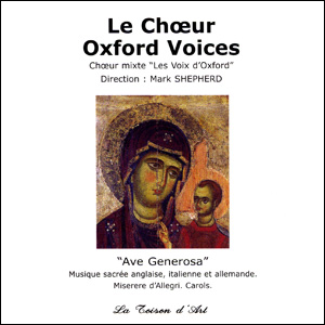 Oxford Voices