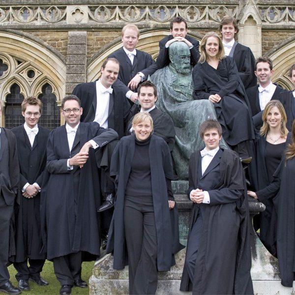 Chœur Oxford Voices «Les Voix d'Oxford»