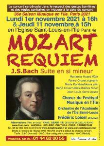 MOZART : Messe de Requiem