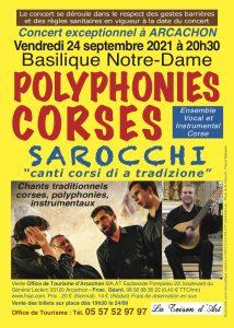 Ensemble Vocal et Instrumental SAROCCHI